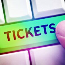 Bereit verkaufte Tickets
